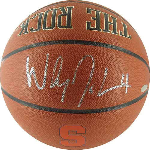 Wesley Johnson Syracuse The Rock Basketball