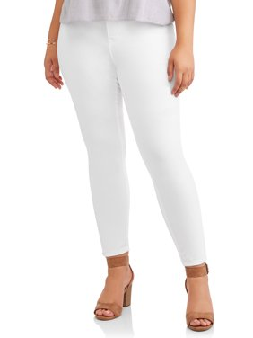34f64bca098f3 Product Image Jordache Women s Plus High Rise Super Skinny Ankle Jean