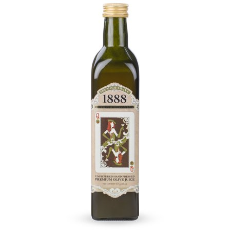 1888 Dirtiest Martini Premium Spanish Olive Juice Mix - (Best Dirty Martini Mix)