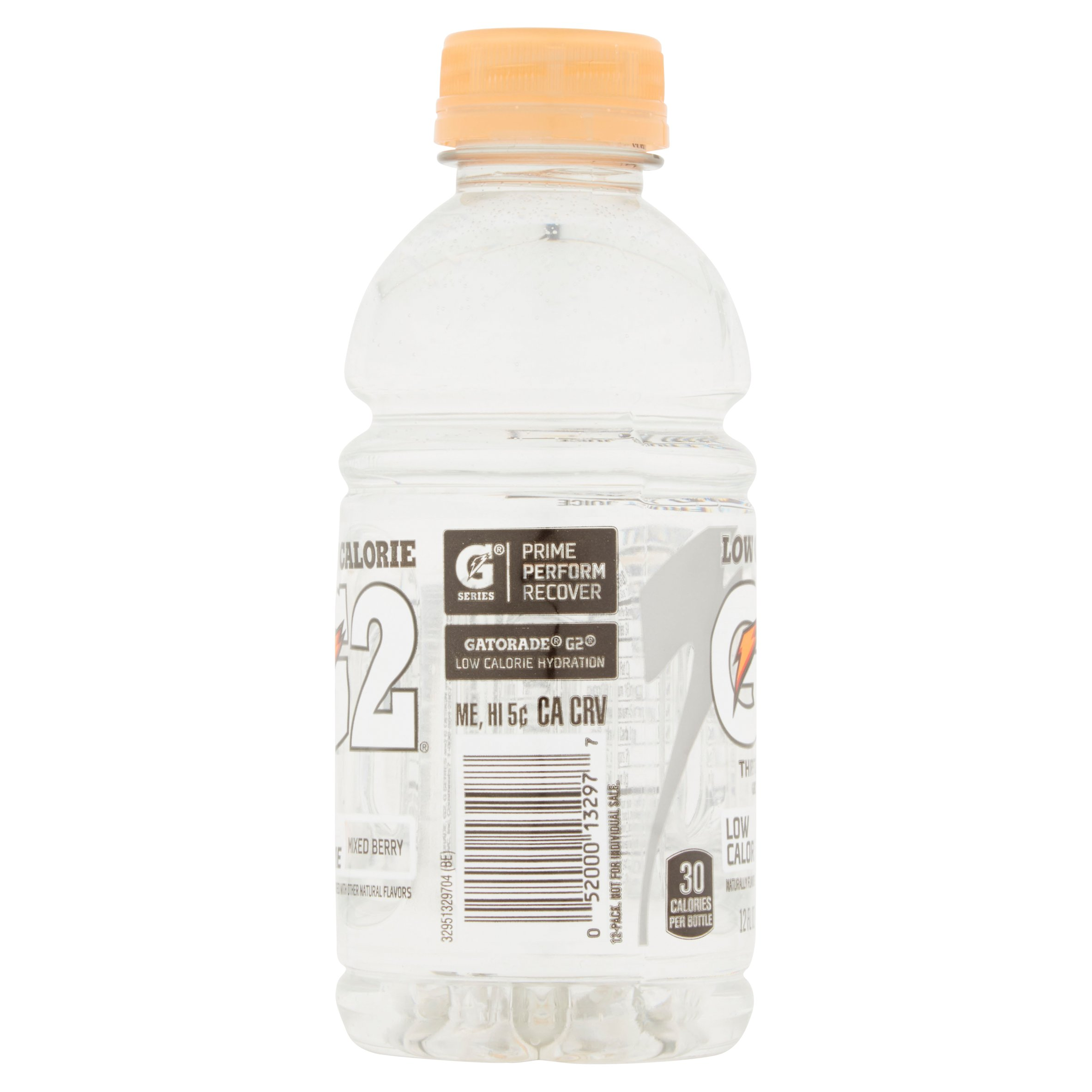 e41694a26b885 Gatorade G2 Lower Calorie Thirst Quencher Mixed Berry Sports Drink, 12 Fl.  Oz., 12 Count
