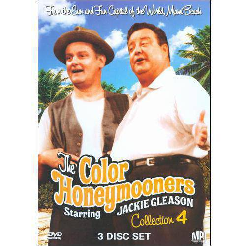 Color Honeymooners: Collection 4 (3 Discs)
