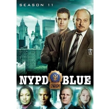 Nypd Blue  Season Eleven