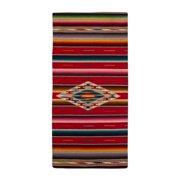 "CafePress - Southwest Red Saltillo Serape - Large Beach Towel, Soft 30""x60"" Towel with Unique Design"