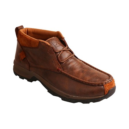 twisted x outdoor boots mens hiker red waterproof 14 w brown mhkw002