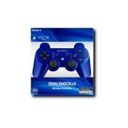 Sony DualShock 3 - Gamepad - wireless - Bluetooth - metallic blue - for Sony PlayStation 3