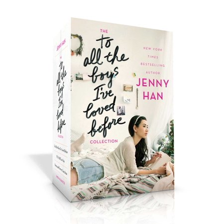 The To All The Boys Ive Loved Before Collection   To All The Boys Ive Loved Before  P S  I Still Love You  Always And Forever  Lara Jean