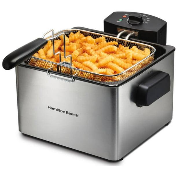 Hamilton Beach Professional Style Deep Fryer Model 35042