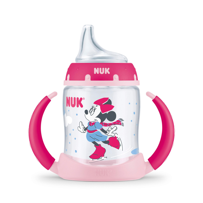 NUK Disney Minnie Mouse Learner Cup, 5oz, 6+m