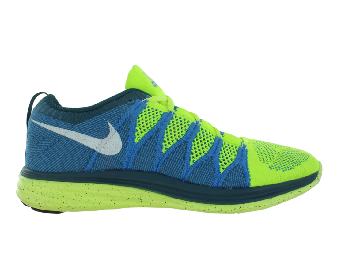 Nike Flyknit Lunar 2+ Running Men's Shoes Size