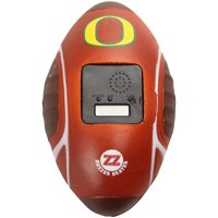 Oregon Ducks Buzzerbeater Football Alarm Clock