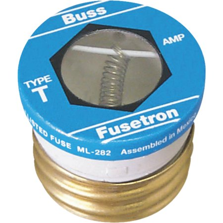Bussmann 3 2a Plug Fuse BP T 3 2 10