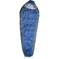 Deals on Ozark Trail 30F Synthetic Mummy Sleeping Bag