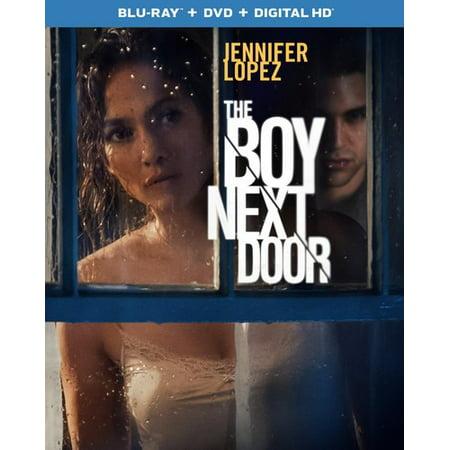 The Boy Next Door  Blu Ray   Dvd   Digital Copy