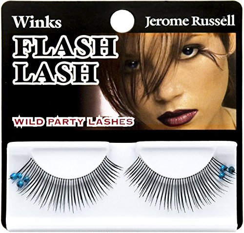 Blue Beads Winks False EyeLashes - One Size - image 1 de 1
