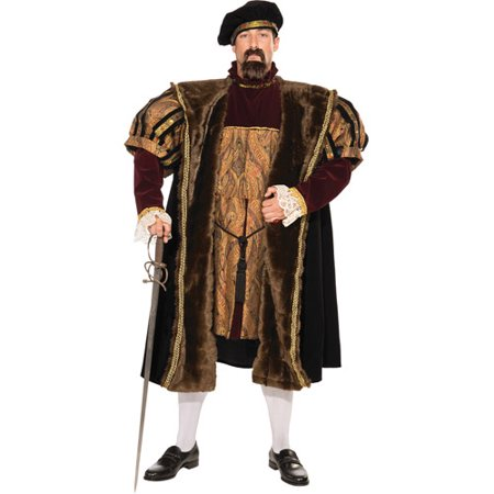 Henry VII Adult Halloween Costume - Fort Henry Halloween