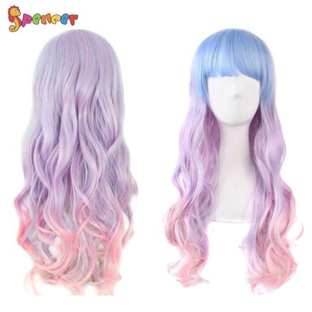 Halloween Costumes With Pink Wigs (Spencer 25
