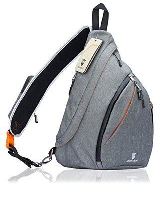 Shadow Of Dinosaur Multifunctional Bundle Backpack Shoulder Bag For Men And Women