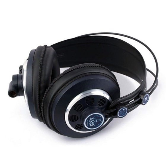 736fb860894 AKG K240 MKII Professional Studio Headphones with Knox Gear Headphone  Amplifier - Walmart.com