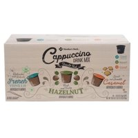 54 Ct. Member's Mark Cappuccino Variety Pack 0.53 oz