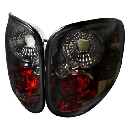 Spec-D Tuning LT-F150F97G-TM Altezza Tail Light for 97 to 00 Ford F150, Smoke - 12 x 16 x 18 in.