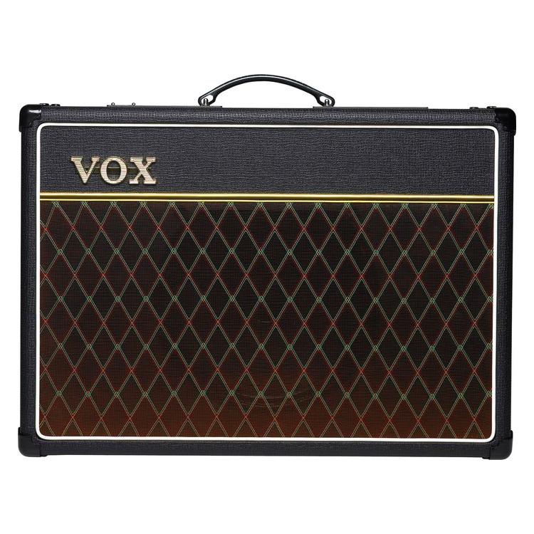 AC15C1 Custom Series 15 Watt 1x12 Combo Guitar Amp by VOX