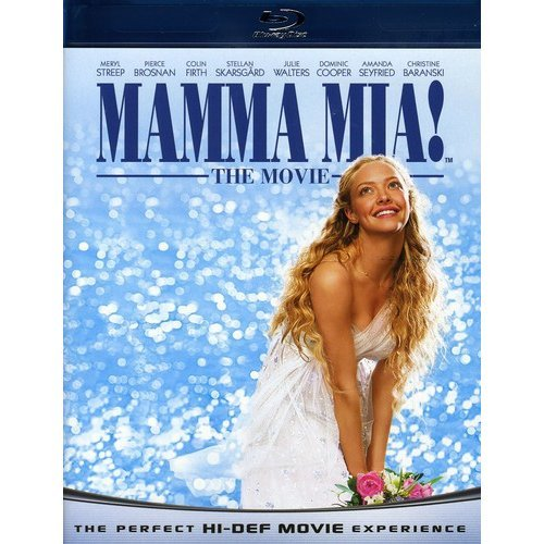 Mamma Mia! (Blu-ray) (With INSTAWATCH) (Widescreen)