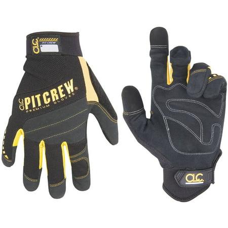 CLC Work Gear 220BM Medium Pit Crew Mechanics Gloves (Pit Crew Gear Bag)