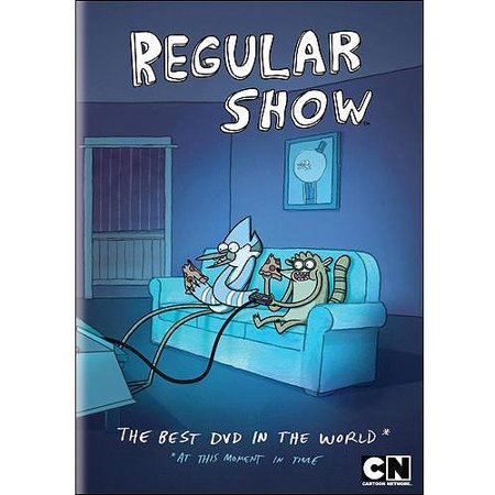 Cartoon Network: Regular Show - The Best DVD In The World: At This Moment In Time - Volume 2 (Widescreen)