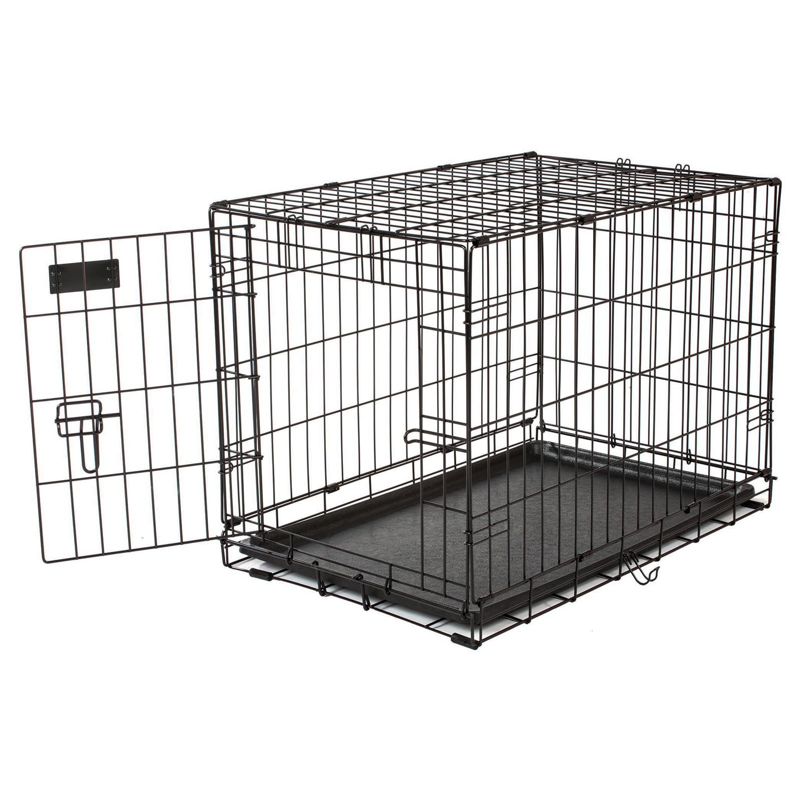 Precision Pet Care Single Door Dog Crate - X-Small - Walmart.com