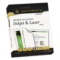 Southworth Premium 25% Cotton Inkjet and Laser Paper