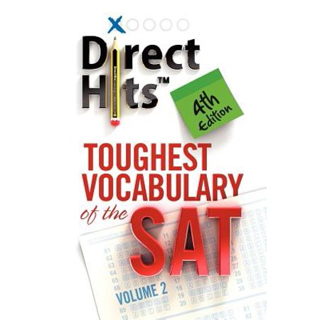 Direct Hits Toughest Vocabulary of the SAT : 4th