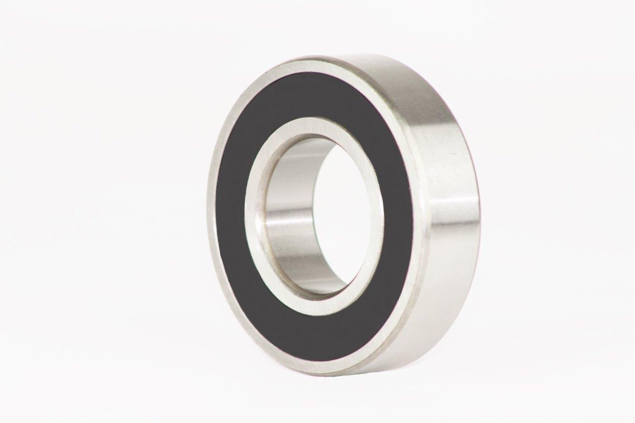 10 Pcs 22 mm 6016 2RS High Qaulity Ball Bearing 125 Rubber Shields 80
