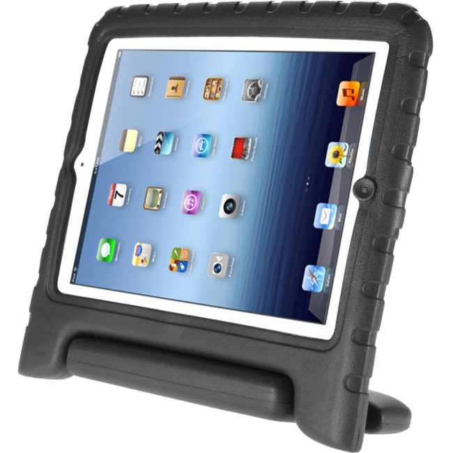 I-Blason - IPADMINIKIDO-BLACK - i-Blason Armorbox Kido Carrying Case for iPad mini, iPad mini 2, iPad mini 3 - Black -