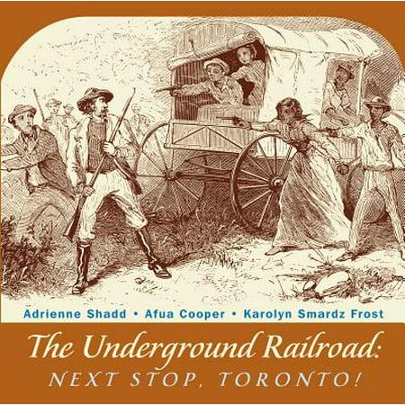 Railway Stock (The Underground Railroad : Next Stop, Toronto! )