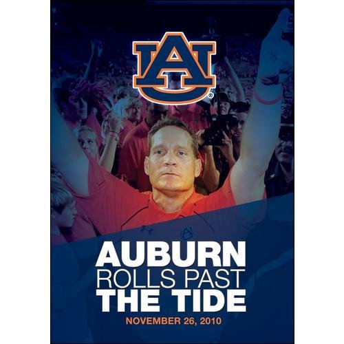 2010 Iron Bowl: Auburn Vs. Alabama