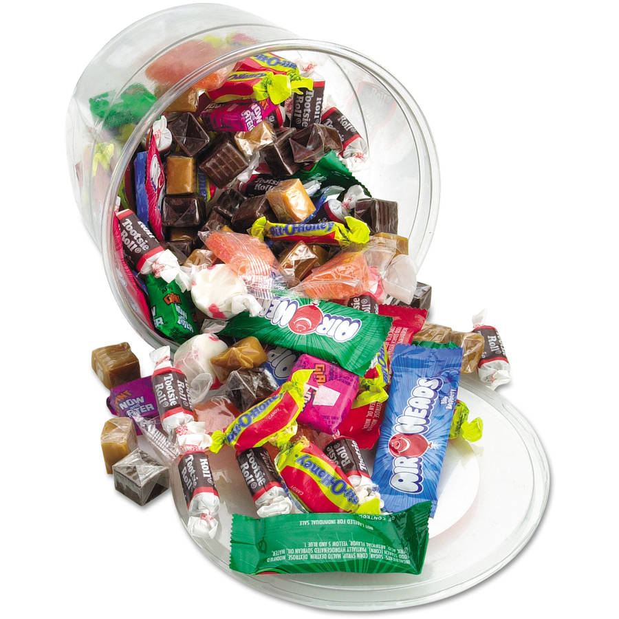 Office Snax Soft & Chewy Assorted Candy Mix, 2 lb