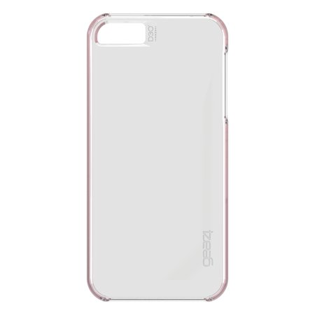 the best attitude 20098 c8fe2 GEAR4 D3O iPhone 5/5S/SE Clear/Rose Gold Piccadilly case - IC5SE01D3 ...