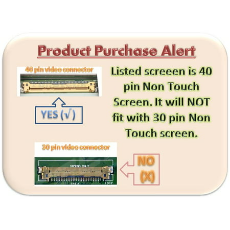 Hp Pavilion G7-1019WM Laptop LCD Screen Replacement 17 3