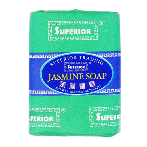 Superior Trading Company Jasmine Soap Bar - 2.85 Oz