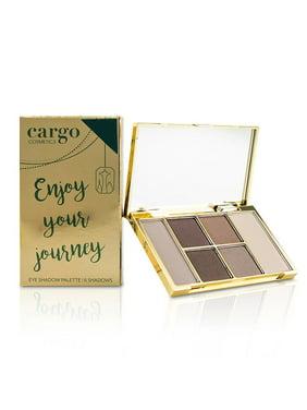 Cargo Enjoy Your Journey Eyeshadow Palette 11.1g/0.39oz Make Up