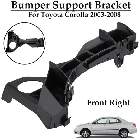 Right Passenger Front Right Bumper Side Retainer Bracket For Toyota Corolla 2003-2008 5211502061,TO1067142