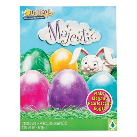 Majestic Egg Dye Kit for Easter - Craft Kits - CYO - General - Misc CYO - General - Easter - 1 - Easter Egg Craft