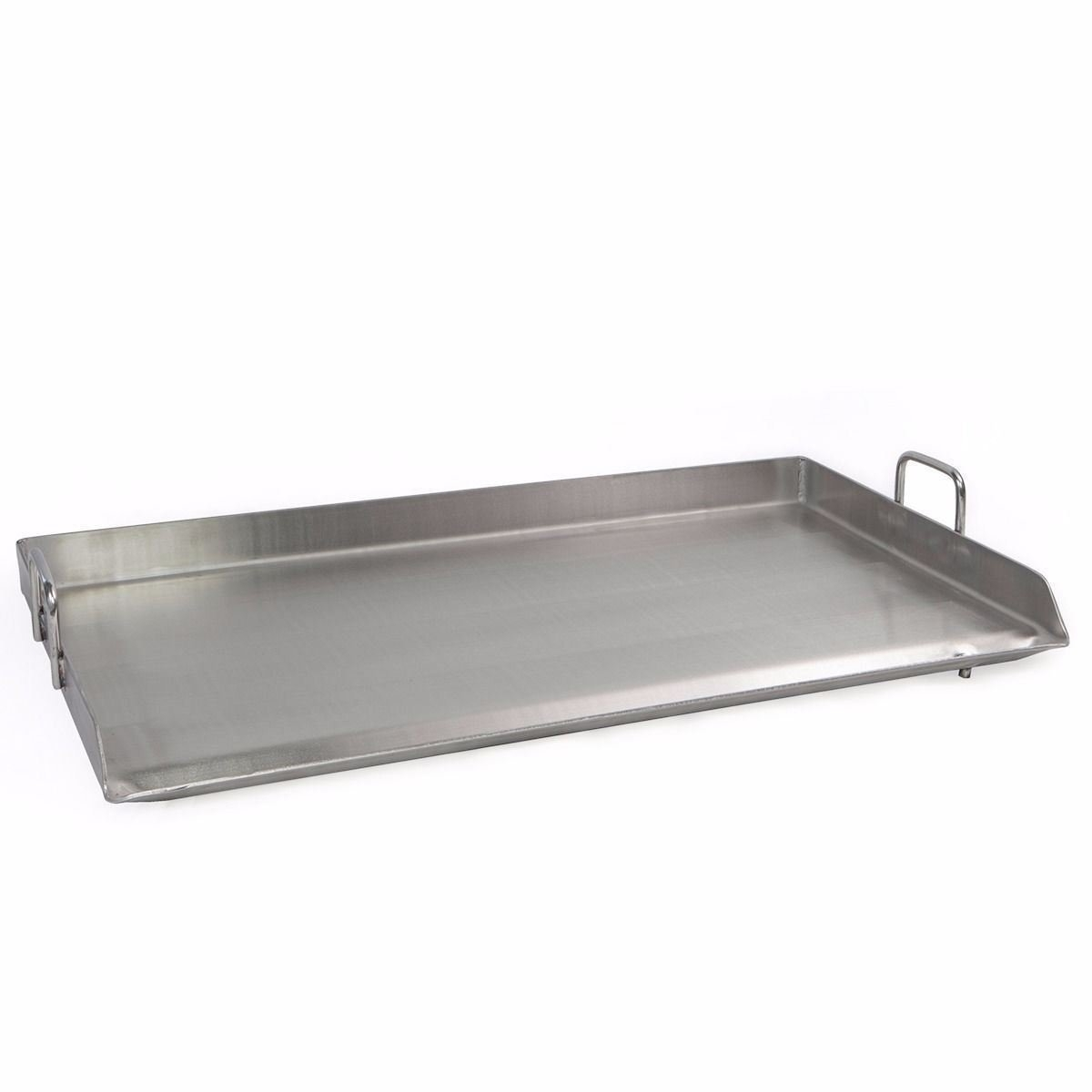 New MTN-G 32x17 Stainless Steel Comal Flat Top BBQ Cookin...