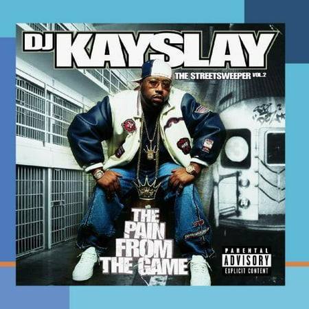 Streetsweeper, Vol. 2: The Pain From The Game (Dj Kay Slay The Streetsweeper Vol 2)