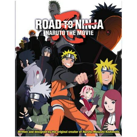 Road to Ninja: Naruto the Movie (Blu-ray)