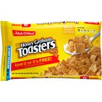 Breakfast Cereal: Honey Graham Toasters