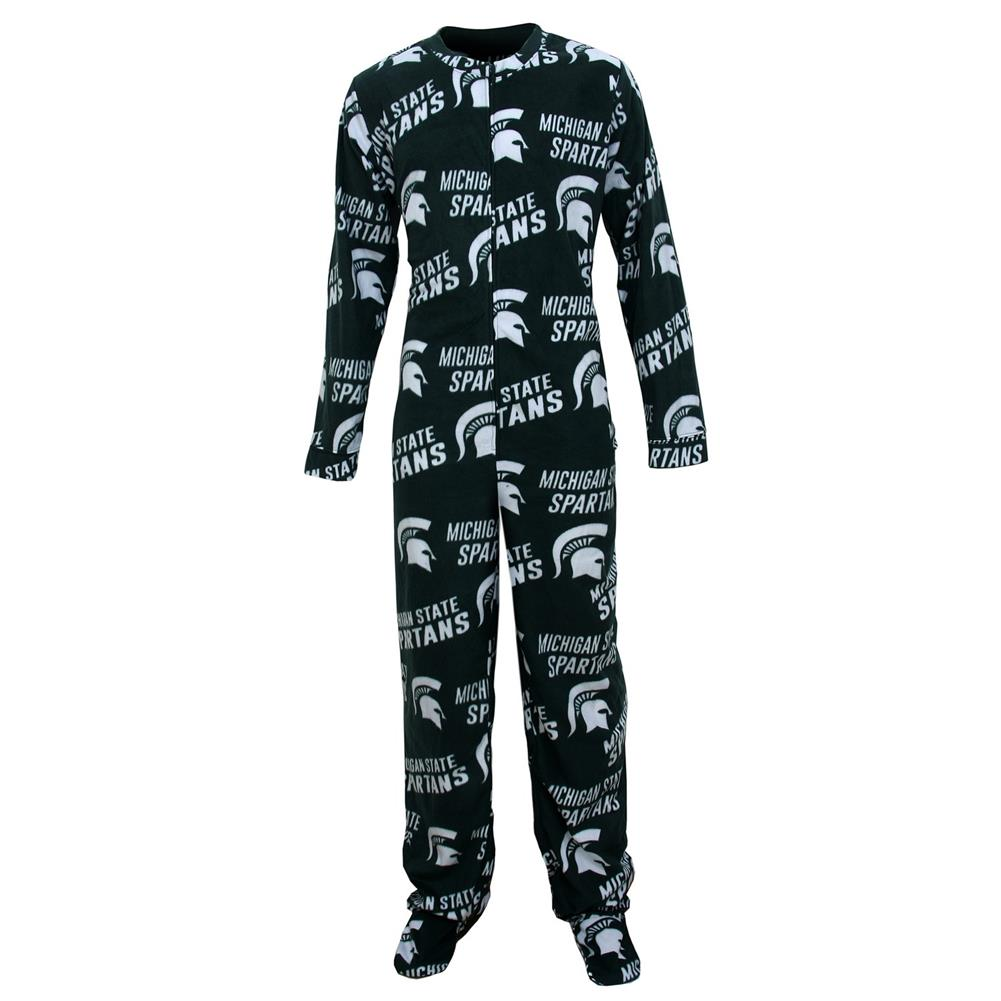Concept Sports Michigan State University Union Suit Foote...