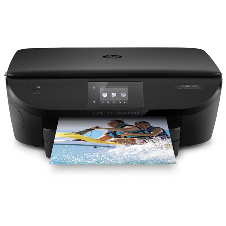 Refurbished HP Envy 5660 Color All in One Photo Printer Wireless Touchscreen Scanner Copier