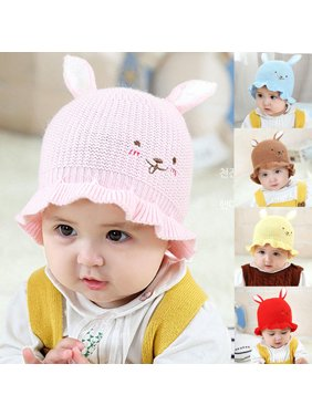fb00ebce522 Product Image Fashion Warm Wool Toddler Kids Baby Children Girl Cashmere Hat  Beanie Cap Warmer