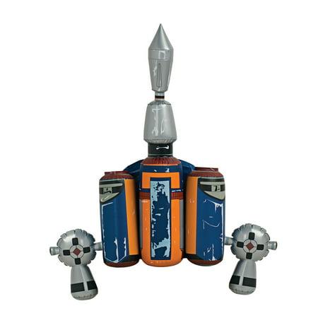 Star Wars - Boba Fett Inflatable - Boba Fett Jetpack Backpack